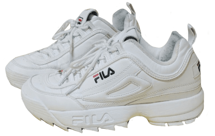 shoes fila filashoes white png whiteshoes white fila...