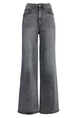High Waist Wide Leg Jeans | Nordstrom