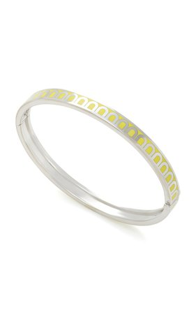 L'Arc 18K White Gold Bracelet by DAVIDOR   Moda Operandi