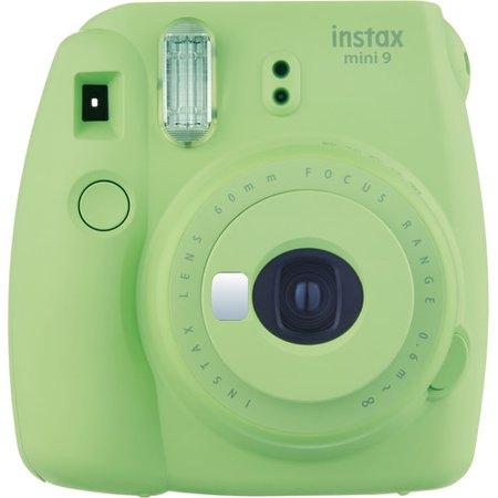 FUJIFILM INSTAX Mini 9 Instant Film Camera (Lime Green) 16550655