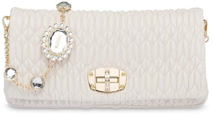 Iconic Crystal shoulder bag