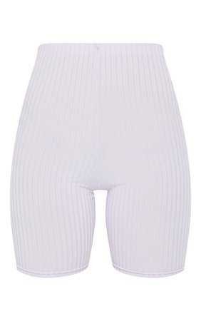 lilac ribbed cycling shorts - Google Search