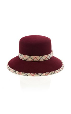 Maison Michel New Kendall Felt Hat