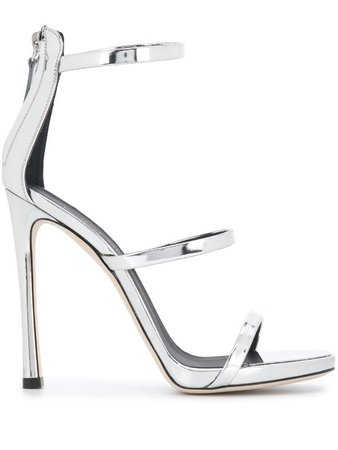 Shop Giuseppe Zanotti Harmony sandals with Express Delivery - FARFETCH