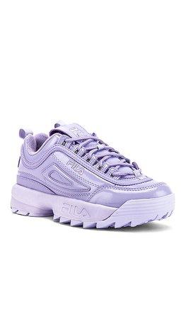 Fila Disruptor II Premium Pastel Purple
