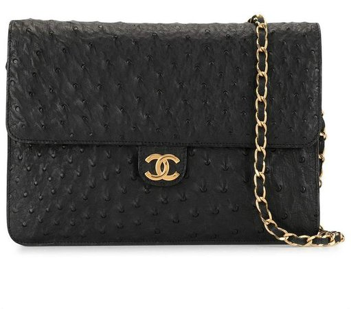 Chanel Pre Owned 1993 CC shoulder bag