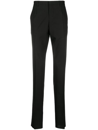 Versace slim-fit Tailored Trousers - Farfetch