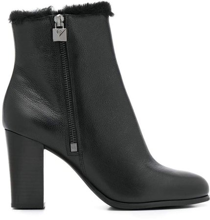 Frenchie ankle boots