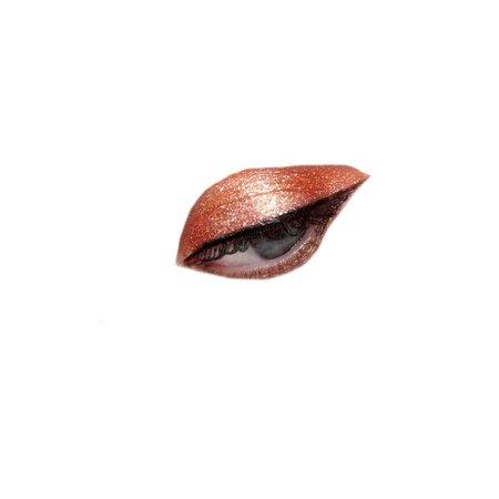png orange eye filler