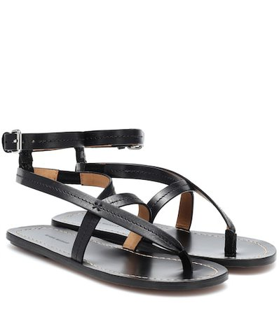 Jookee leather sandals