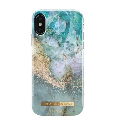 Hannalicious Collection iPhone XS Magical Mint - iDeal Of Sweden