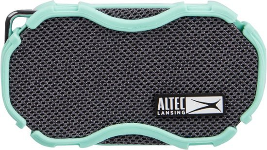 Altec Lansing Baby Boom Portable Bluetooth Speaker Green IMW269-MTG-BB - Best Buy