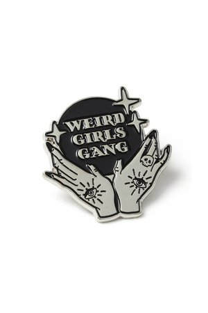 Girl Gang Pin [B] | KILLSTAR - US Store