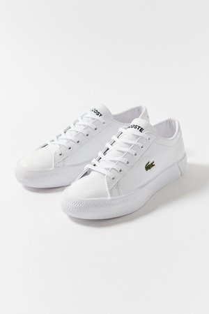 Lacoste Gripshot Leather Sneaker | Urban Outfitters