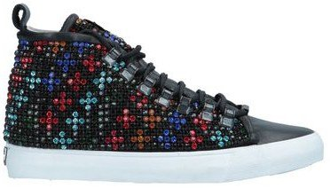 BLACK DIONISO High-tops & sneakers