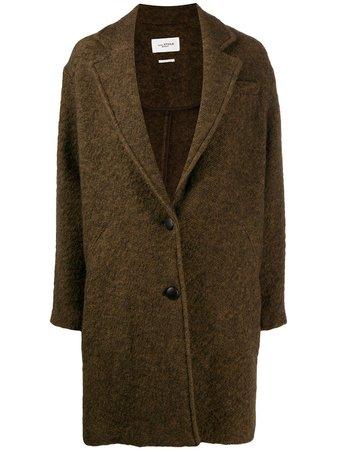 Isabel Marant Étoile Dante Single Breasted Coat