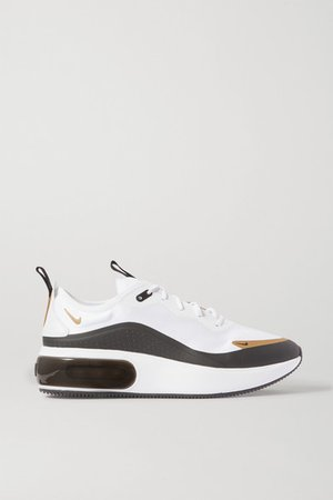 Nike | Air Max Dia Icon Clash rubber-trimmed ripstop sneakers | NET-A-PORTER.COM