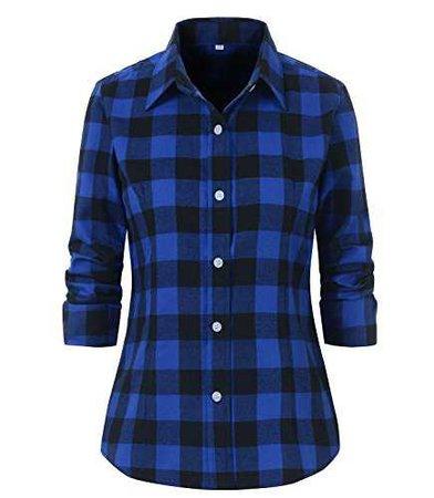 Plaid shirt #1