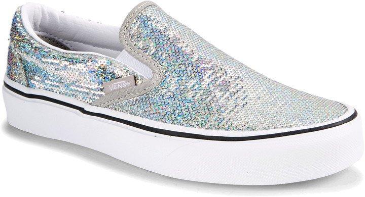 Classic Embellished Slip-On Sneaker
