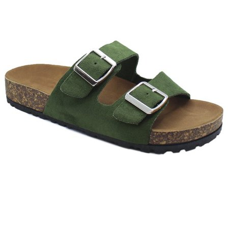 SNJ - Women's Casual Buckle Straps Sandals Flip Flop Platform Footbed Sandals (FREE SHIPPING) - Walmart.com - Walmart.com