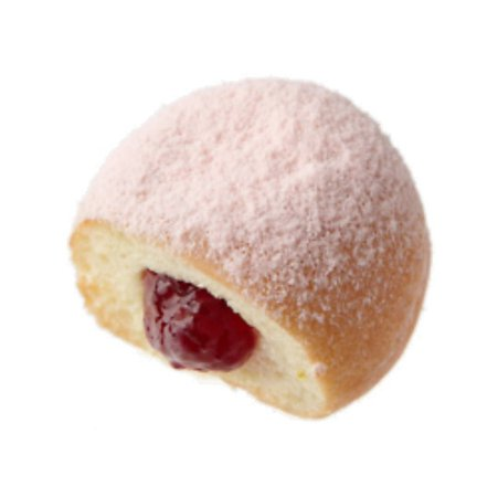 jam jelly berliner donut
