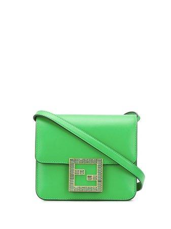 Fendi Fendi Fab Crossbody Bag - Farfetch