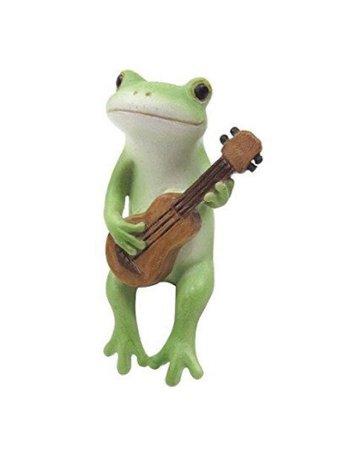 guitar frog
