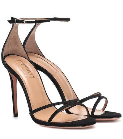 Purist 105 suede sandals