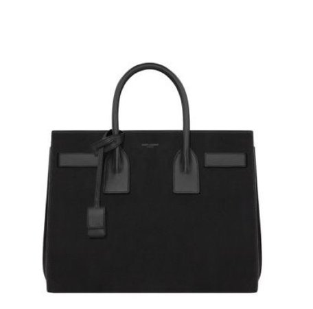 black saint laurent bag