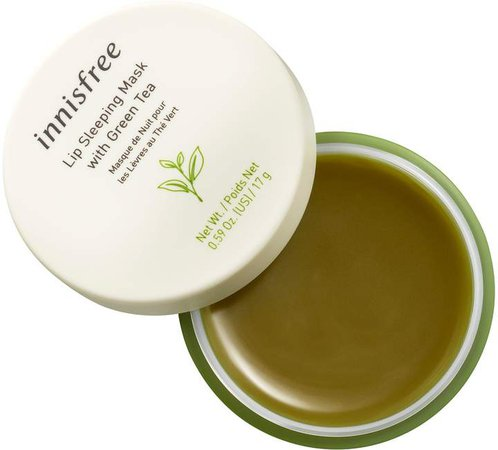 Innisfree innisfree - (Green Tea) Hydrating Lip Sleeping Mask