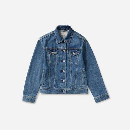 Women's Denim Jacket   Everlane