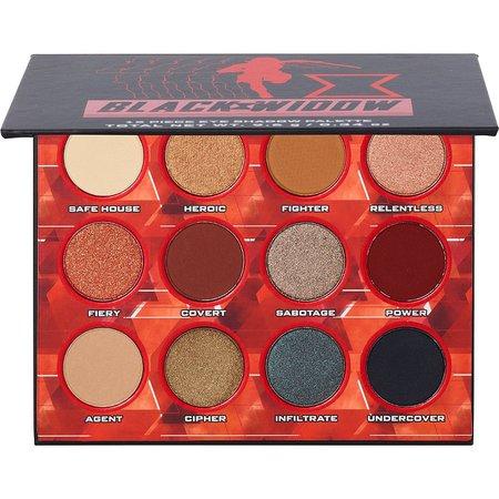 ULTA Ulta Beauty Collection x Marvel's Black Widow Eye Shadow Palette | Ulta Beauty
