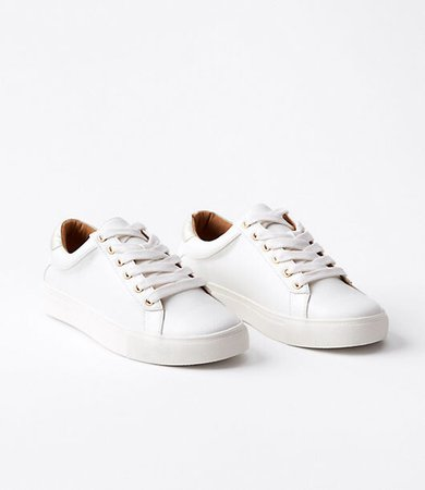 Modern Lace Up Sneakers