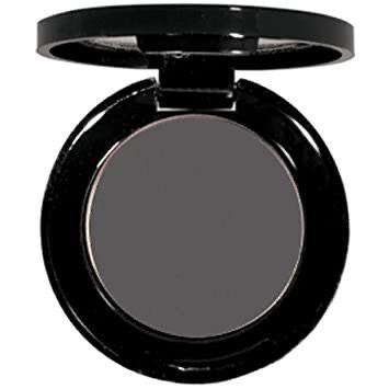 gray eyeshadow