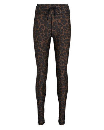 THE UPSIDE Signature Leopard Yoga Leggings | INTERMIX®