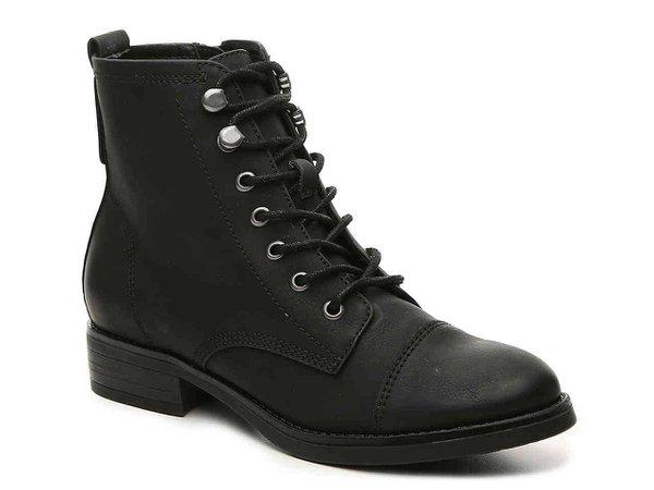 Madden Girl Fuze Combat Boot Women's Shoes | DSW