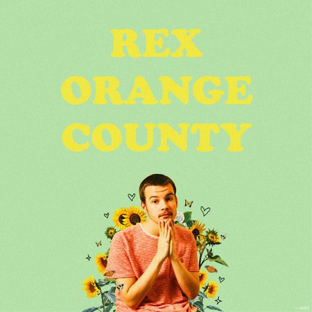 Rex Orange County - Untitled [2000x2000] : freshalbumart