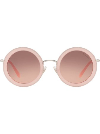 Miu Miu Eyewear Délice Sunglasses - Farfetch