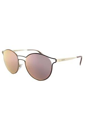 Prada Cinema PR62SS Round Unisex Sunglasses | Urban Outfitters