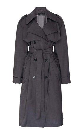 Quagliano Woven Coat