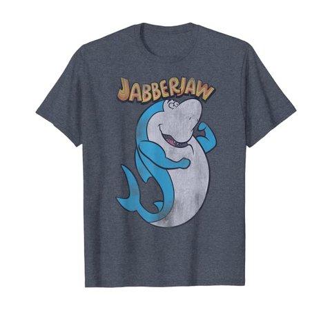 Amazon.com: Jabberjaw Distressed T-Shirt: Clothing