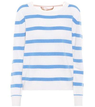 Colorado striped cashmere sweater