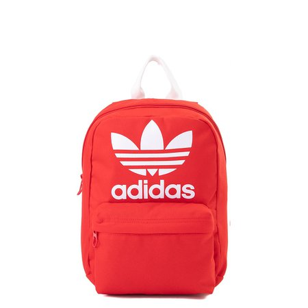 adidas National Mini Backpack - Lush Red | Journeys