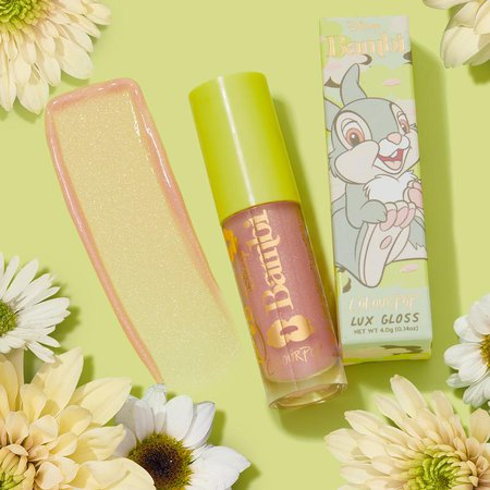 Thumper Pink Lip Gloss   ColourPop