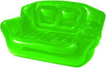 green couch png