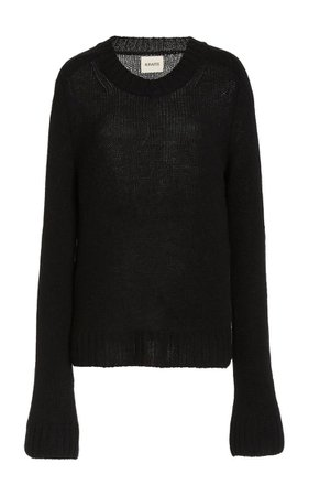 Mary Jane Cashmere Sweater By Khaite | Moda Operandi