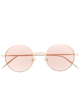 Dkny Rose Tinted Sunglasses