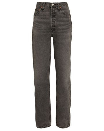 RE/DONE 90s High-Rise Loose Jeans | INTERMIX®