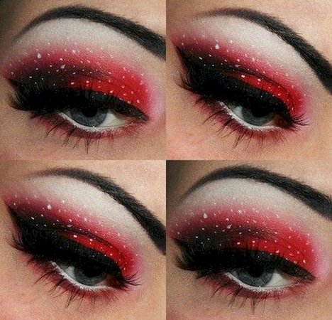 30-top-christmas-makeup-ideas-that-you-will-look-more-beautiful-for-christmas-party-montenr-com.jpg (736×708)
