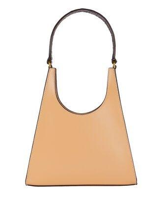 STAUD Rey Suede Shoulder Bag | INTERMIX®